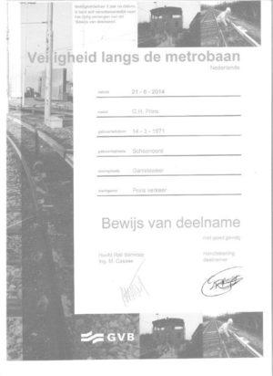 Veiligheid langs de metrobaan 001